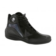 Zapatillas Dainese Short Shift negro/negro