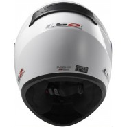 Casco LS2 FF352 Rookie Solid Blanco