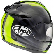 Casco Arai Chaser-V Blast Yellow decorado