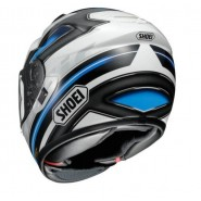 Casco Shoei GT Air Dauntless blanco/azul