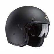 Casco FG 70S Burnout negro mate