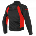 Chaqueta Dainese Air Frame D1 tex BLACK/RED/RED