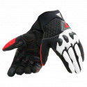 Guantes Dainese X-Moto BLACK/WHITE/LAVA-RED