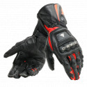 Guantes Dainese Steel Pro BLACK/FLUO-RED