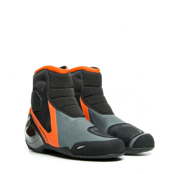 BOTÍN DAINESE DINAMICA AIR BLACK/FLAME-ORANGE/ANTHRACITE