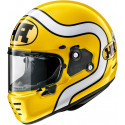 CASCO ARAI CONCEPT-X HA YELLOW