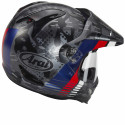 CASCO ARAI TOUR-X 4 COVER BLUE