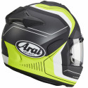 CASCO ARAI CHASER -X ESCAPE FLUOR YELLOW