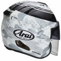 CASCO ARAI SZ-R VAS DISC WHITE