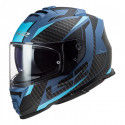 LS2 FF800 STORM RACER MATT BLUE