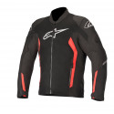 CHAQUETA ALPINESTARS VIPER V2 AIR BLACK RED FLUO
