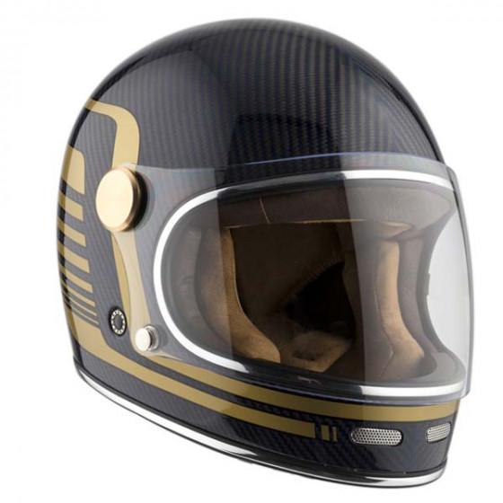 CASCO BY CITY Roadster Carbon Blue