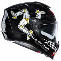 CASCO HJC RPHA 70 ISLE OF MAN MC1