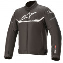 CHAQUETA ALPINESTARS T-SP S WATERPROOF BLACK WHITE