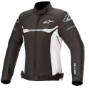 CHAQUETA ALPINESTARS STELLA T-SP S WATERPROOF BLACK WHITE