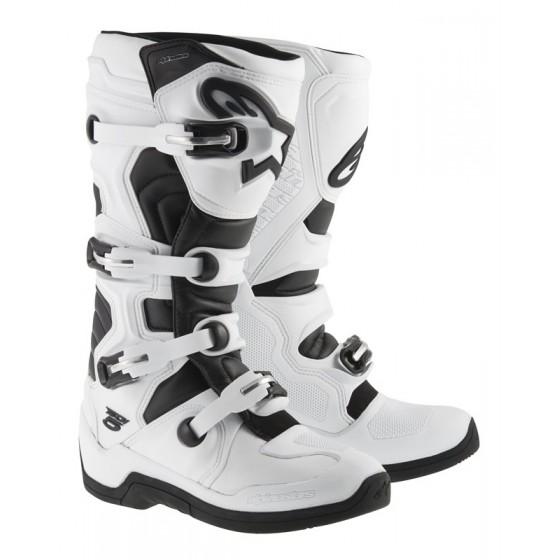 Botas Alpinestars Tech 5 blanco/negro