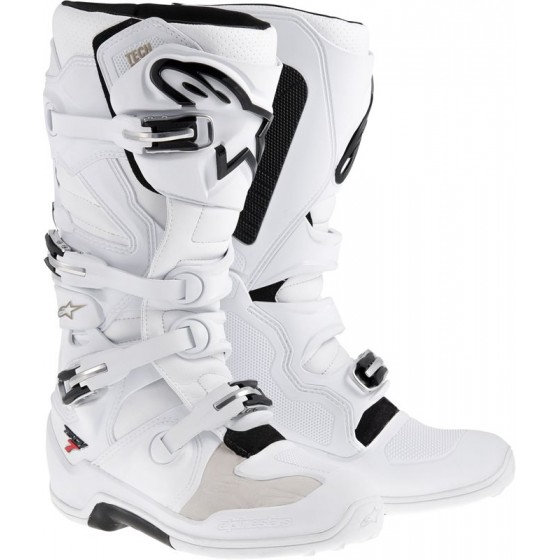 Botas Alpinestars Tech 7 blanco