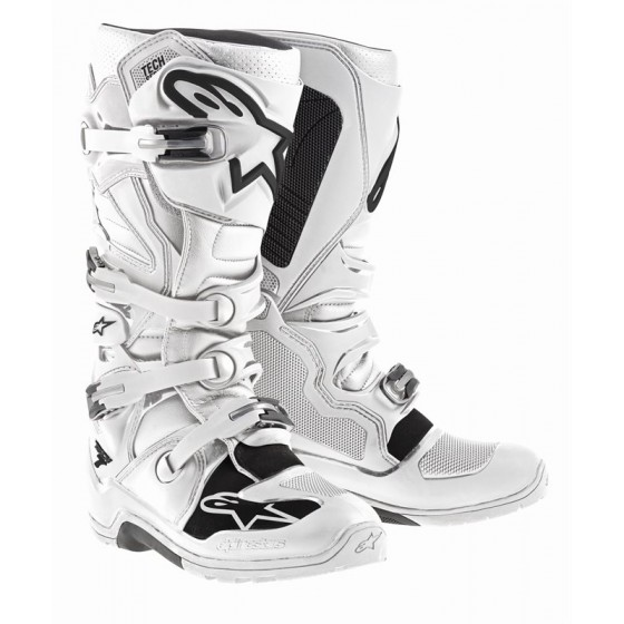 Botas Alpinestars Tech 7 Enduro blanco