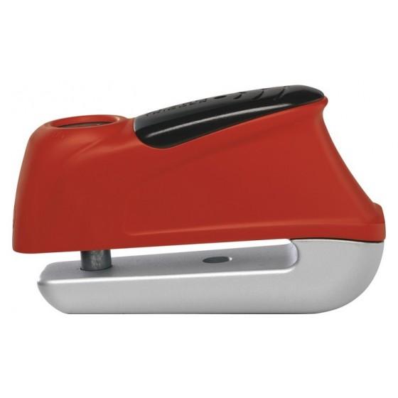 Candado Abus Trigger Alarm 350 Rojo
