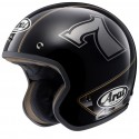 Casco Arai Freeway 2 Café Racer decorado