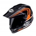 Casco Arai Tour-X 4 venture decorado