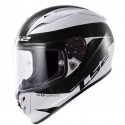 Casco LS2 FF323 Arrow R Comet blanco/negro