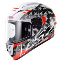 Casco LS2 FF323 Arrow R Stride blanco/titanio
