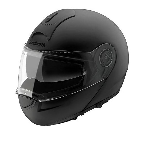 Casco Schubert C3 Basic Negro mate