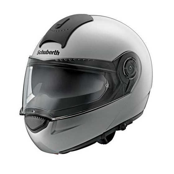 Casco Schubert C3 Basic Plata