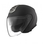 Casco Schubert M1 Negro Mate Londres