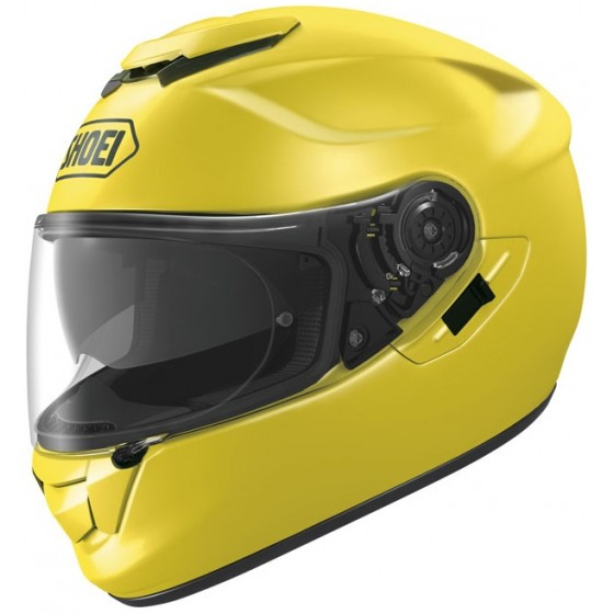 Casco Shoei GT Air Amarillo Brillante