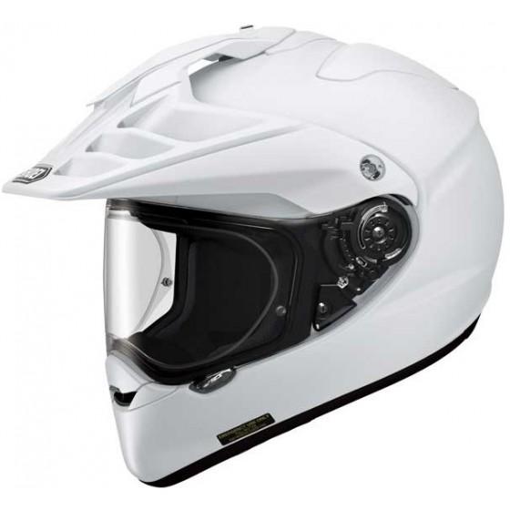 Casco Shoei Hornet ADV Blanco