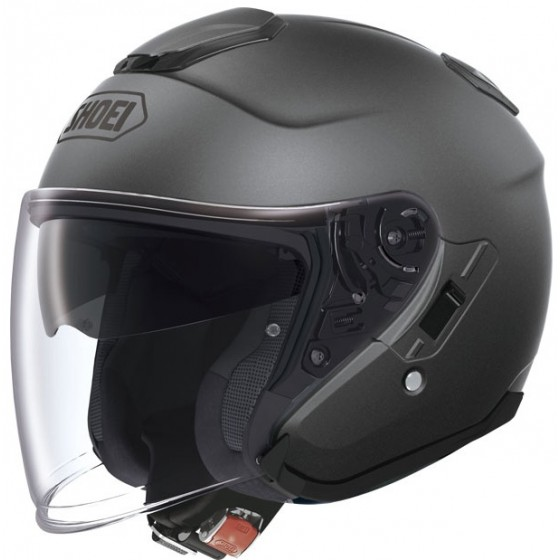 Casco Shoei J-Cruise Gris Oscuro Mate