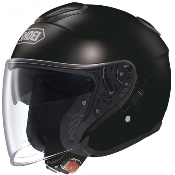 Casco Shoei J-Cruise Negro