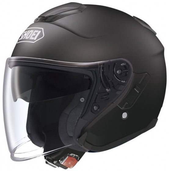 Casco Shoei J-Cruise Negro Mate