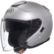 Casco Shoei J-Cruise Plata