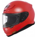 Casco Shoei NXR Shine Red rojo