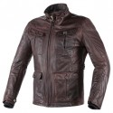Cazadora Dainese Harrison Jacket Pelle marrón