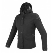 Cazadora Dainese Elysee D-Dry Lady negro