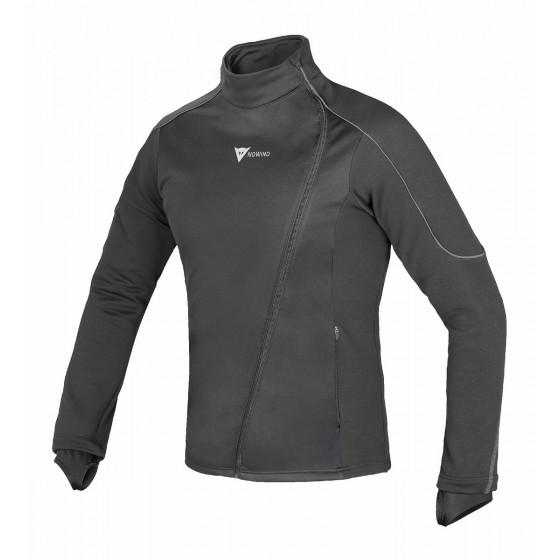 D-Mantle Fleece WS Dainese negro/negro/antracita