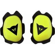 Deslizaderas B60D11 Dainese amarillo flúor/negro