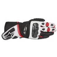 Guantes Alpinestars SP-1 negro/blanco/rojo
