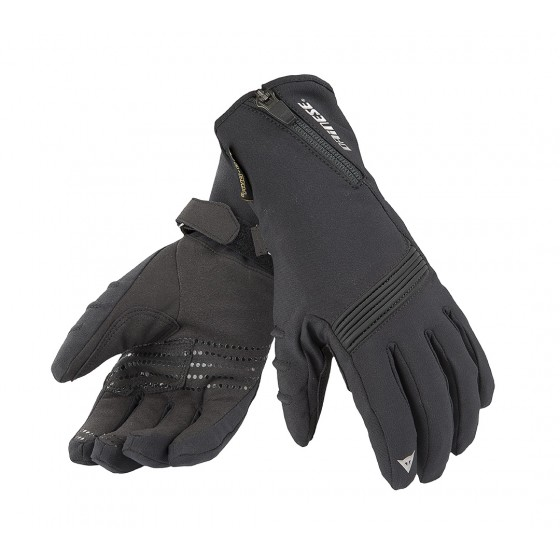 Guantes Dainese Dawn D-Dry Lady negro/negro