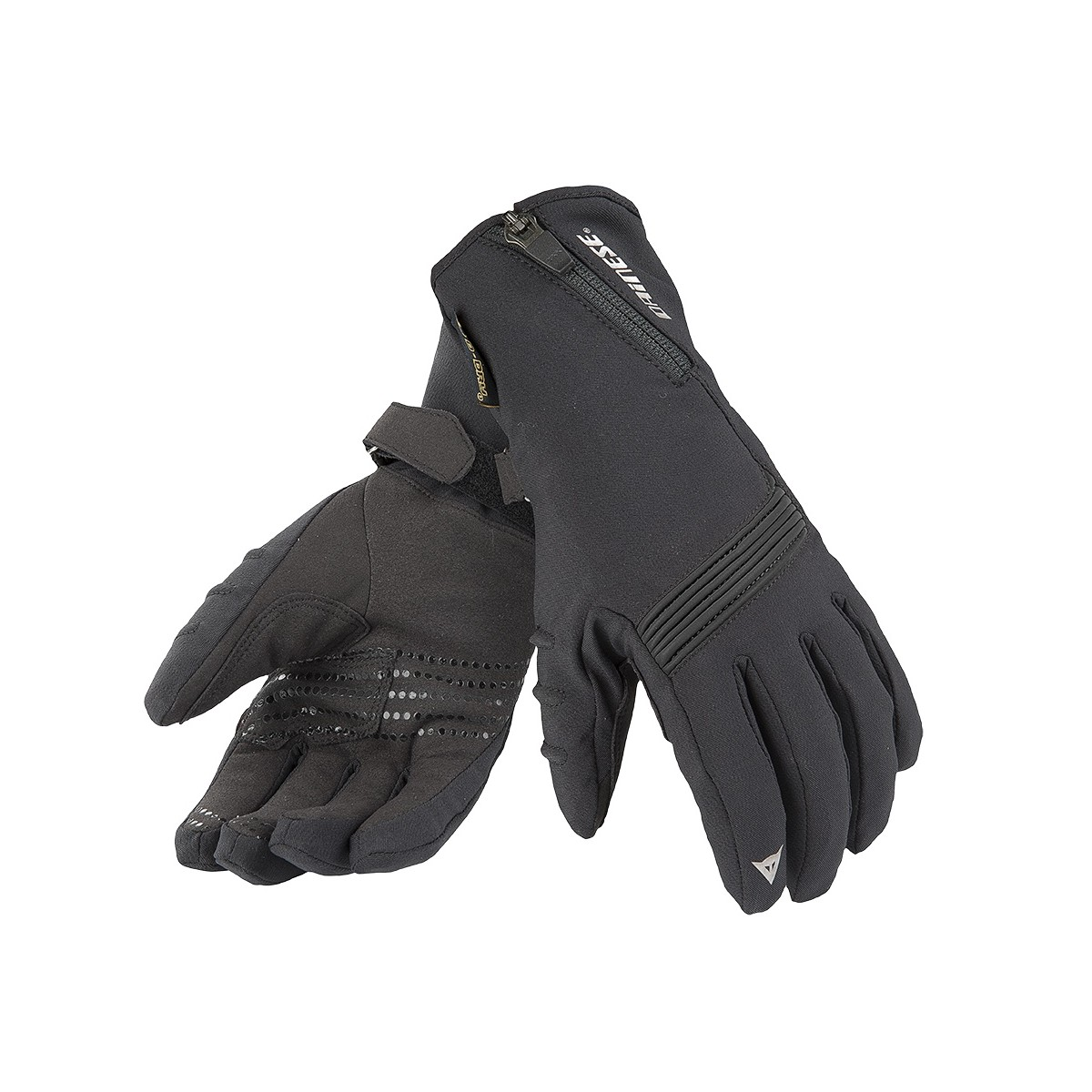 Guantes Dainese Dawn D-Dry Lady negro negro. Loading zoom 0e0f67bd704