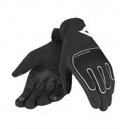 Guantes Dainese Plaza D-Dry negro/negro