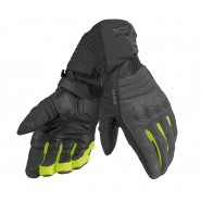 Guantes Dainese Scout Evo Gore Tex carbon/negro/amarillo flúor
