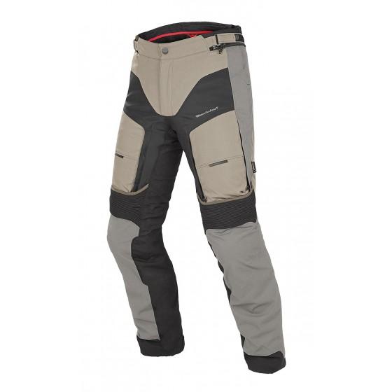 Pantalón Dainese D-Explorer Gore-Tex crema/gris/negro