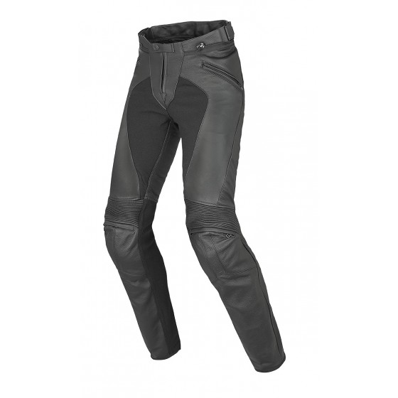 Pantalón Dainese Pony C2 Pelle Lady negro