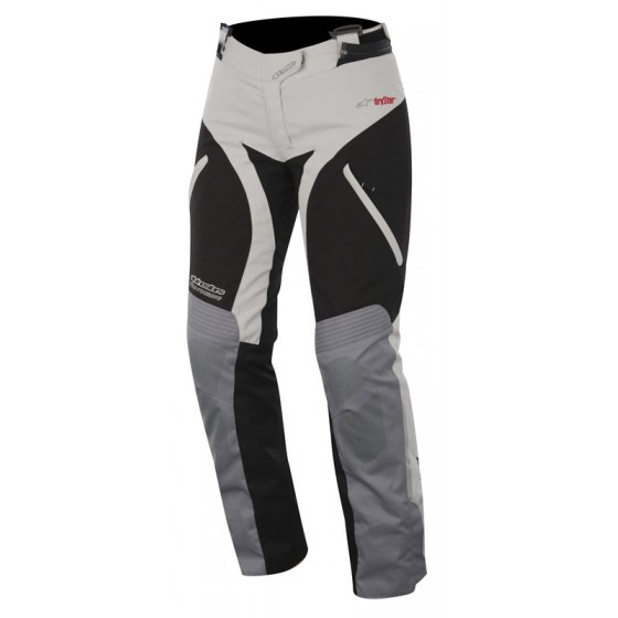 Pantalones Alpinestars Stella Andes Drystar gris claro/negro