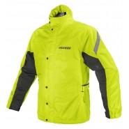 Rain Jacket Dainese amarillo flúor